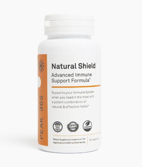 Peak365 Cold & Flu Formula | Body Language Vitamins