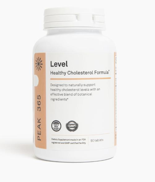 Peak365 Anti Cholesterol Formula Body Language Vitamins Advanced