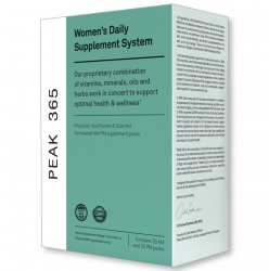 Peak365 Women's Daily Vitamin System
